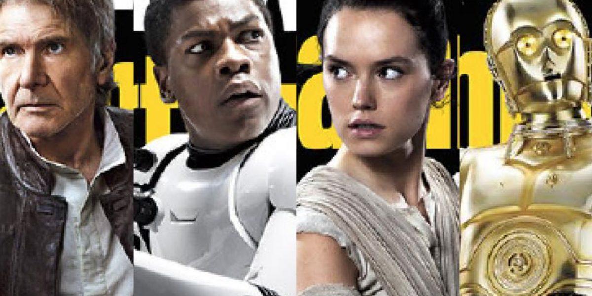 El nuevo despertar de Star Wars en unas exclusivas portadas