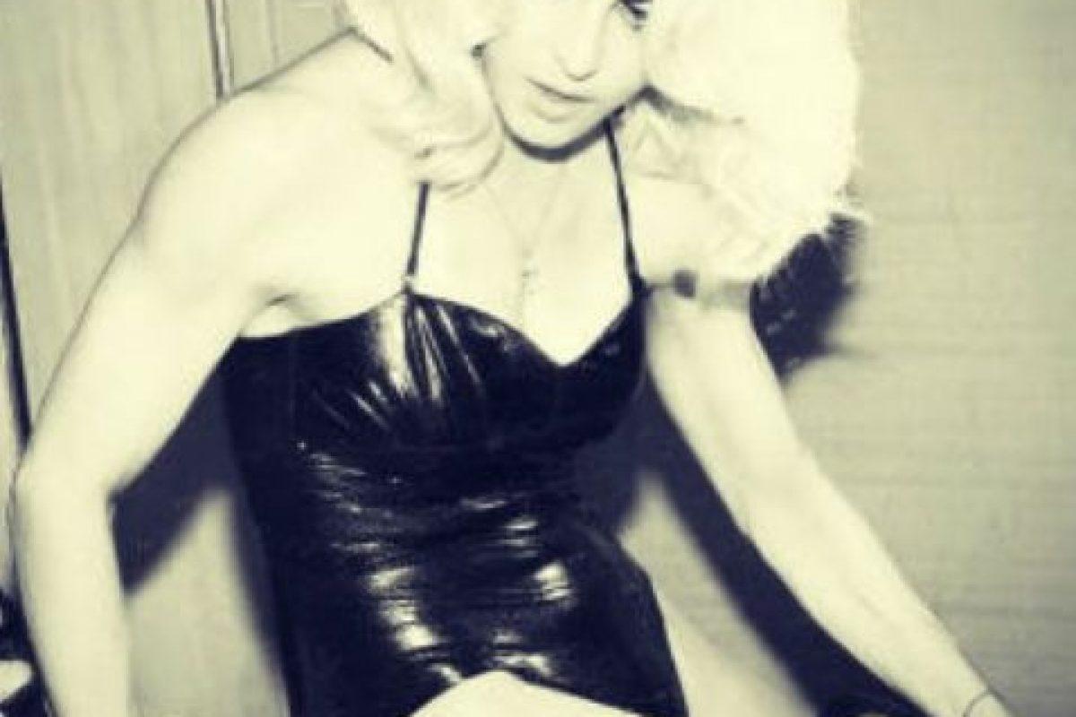 Madonna al natural. Foto:vía instagram.com/madonna