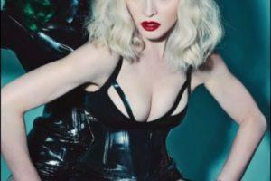Madonna en una sesión fotográfica. Foto:vía instagram.com/madonna