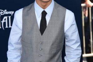 """Maddox durante el estreno de la cinta """"Maléfica"""". Foto:Getty Images"""