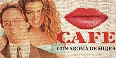 "2- ""Café, con aroma de mujer"". Primer episodio: 30 de noviembre de 1994. Foto:RCN Televisión"