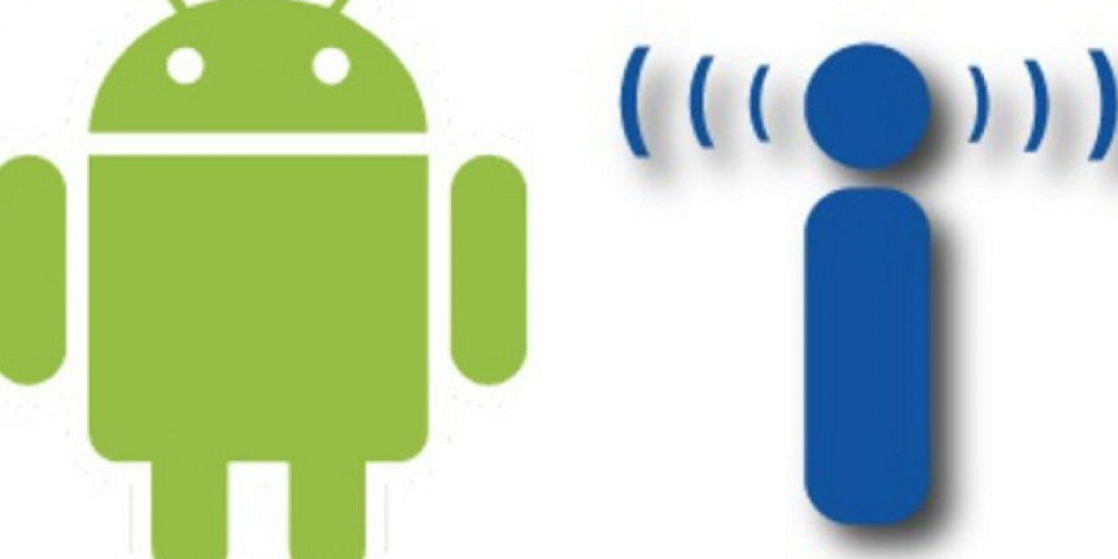 3- Siempre será preferible conectarse a una red Wi-Fi. Foto:vía Pinterest.com