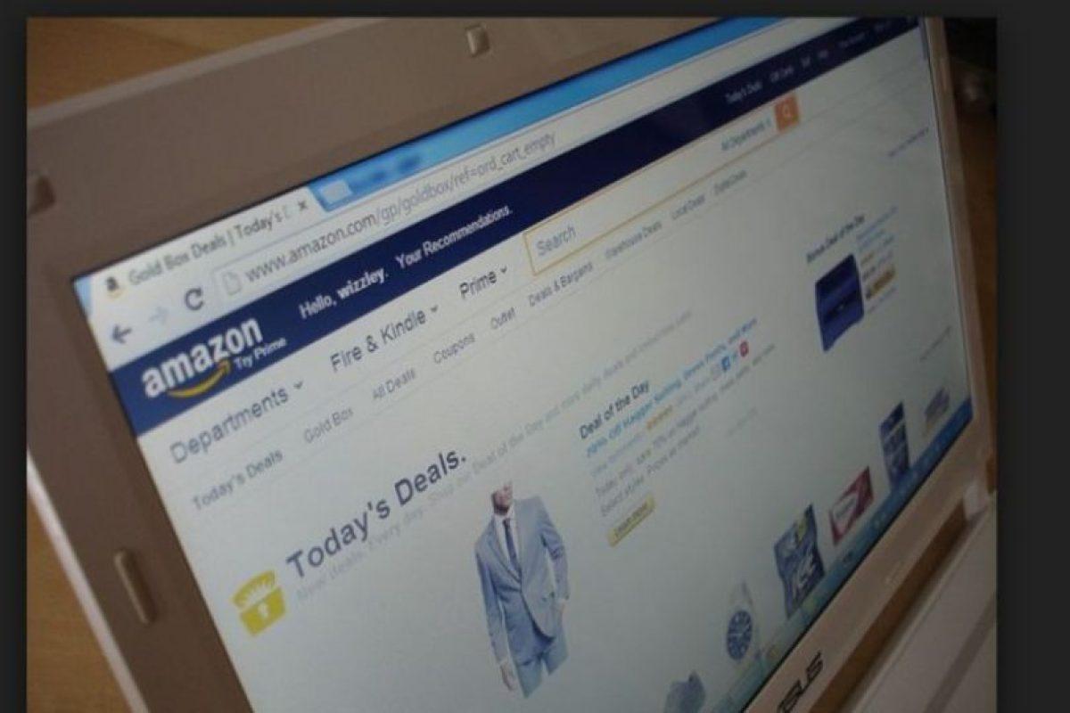 Amazon también cuenta con su sitio de almacenamiento. Pueden comenzar con la versión gratuita. Foto:vía Tumblr.com