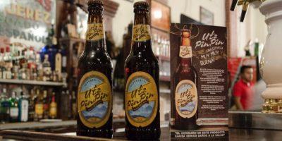 Utz Pin Pin, una cerveza como nunca antes has probado