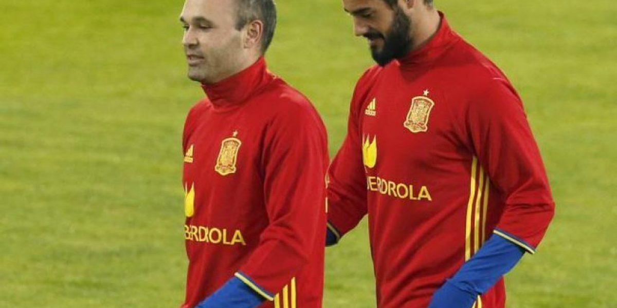 Isco, lesionado, abandona la concentración de la selección española