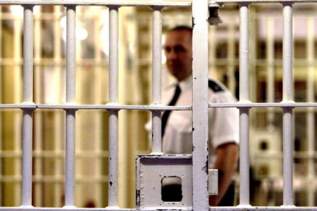 Su condena en la cárcel es de 18 años. Foto:Getty Images