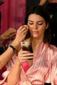 La reina de redes como Instagram no podía perder detalle Foto:Getty Images