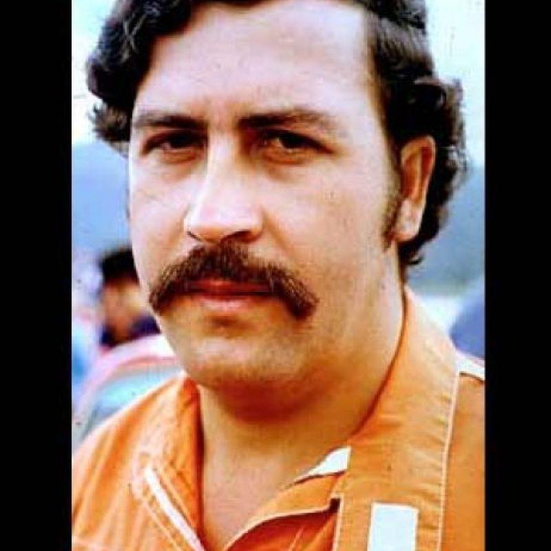 1. Pablo Escobar Foto:Wikimedia
