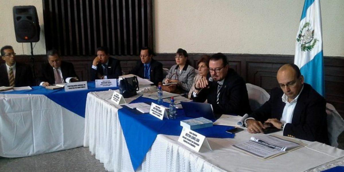 Diputados inician a reformar Ley de Contrataciones