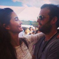 """Su esposo es el vocalista de """"Kings Of Leon"""", Caleb Followill Foto:Vía Instagram"""