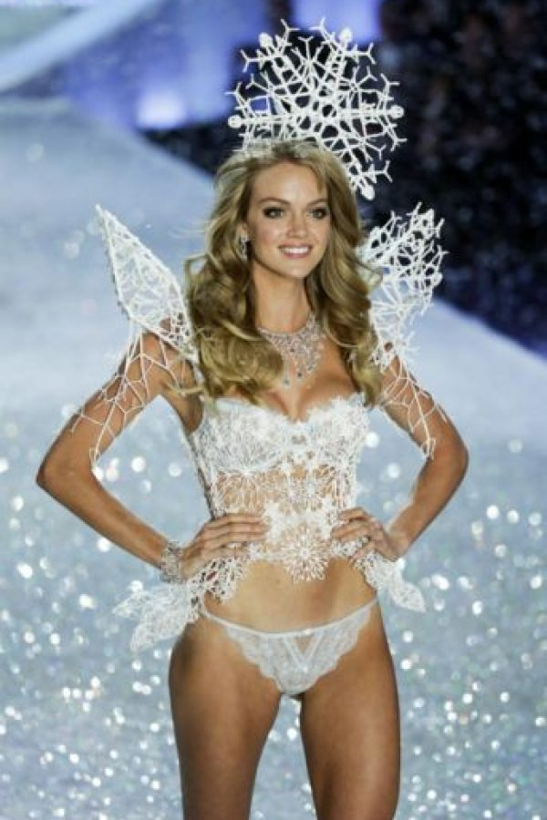 Ellas son famosas por su esbelta figura. Foto:vía Getty Images