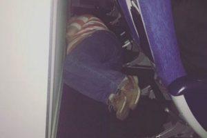 3. Aquellos que encuentran a como de lugar, dormir. Foto:Know Your Meme