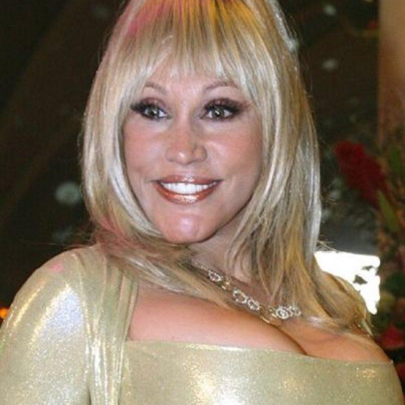 "Participó en la telenovela ""Dos Hogares"". Foto:vía Getty Images"