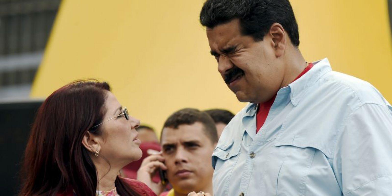 Campo Flores, de 29 años, que se identificó ante los agentes de la DEA como el ahijado de Nicolás Maduro Foto:AFP