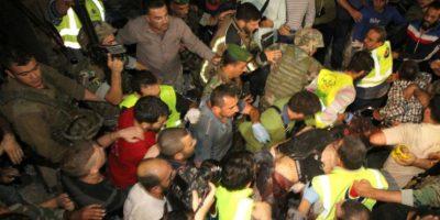 Hasta el momento ningún grupo terrorista se ha responsabilizado. Foto:AFP
