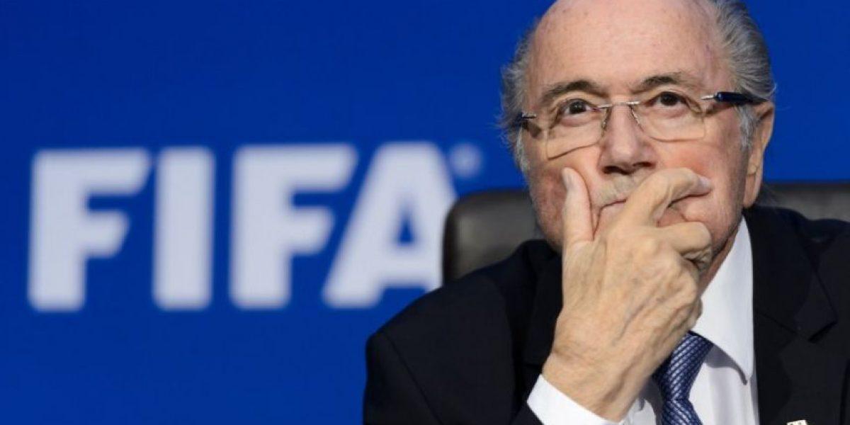 Blatter es dado de alta luego de permanecer hospitalizado por estrés
