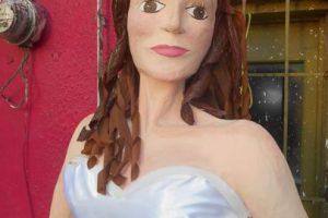 Este es su piñata. Foto:vía facebook.com/piñateriaramirez