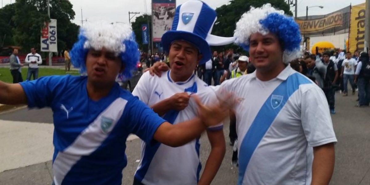 Fedefut prohibió hasta las pelucas para el juego entre Guatemala y Trinidad y Tobago