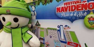 Así será la nueva edición del Festival Navideño del Paseo La Sexta 2015