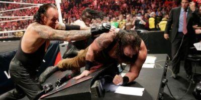 Será el aniversario 25 de Undertaker en la WWE Foto:WWE