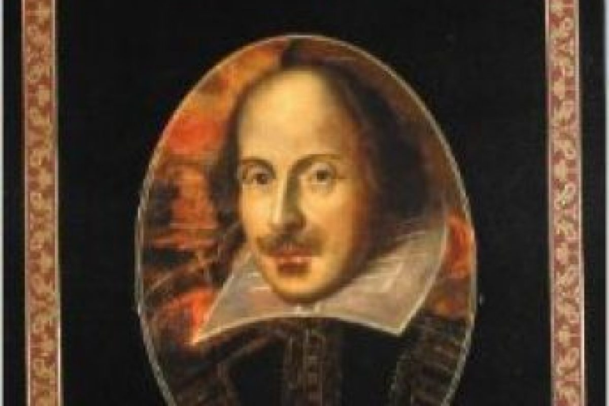 """Las obras completas de William Shakespeare"" Foto: Wikimedia.org"