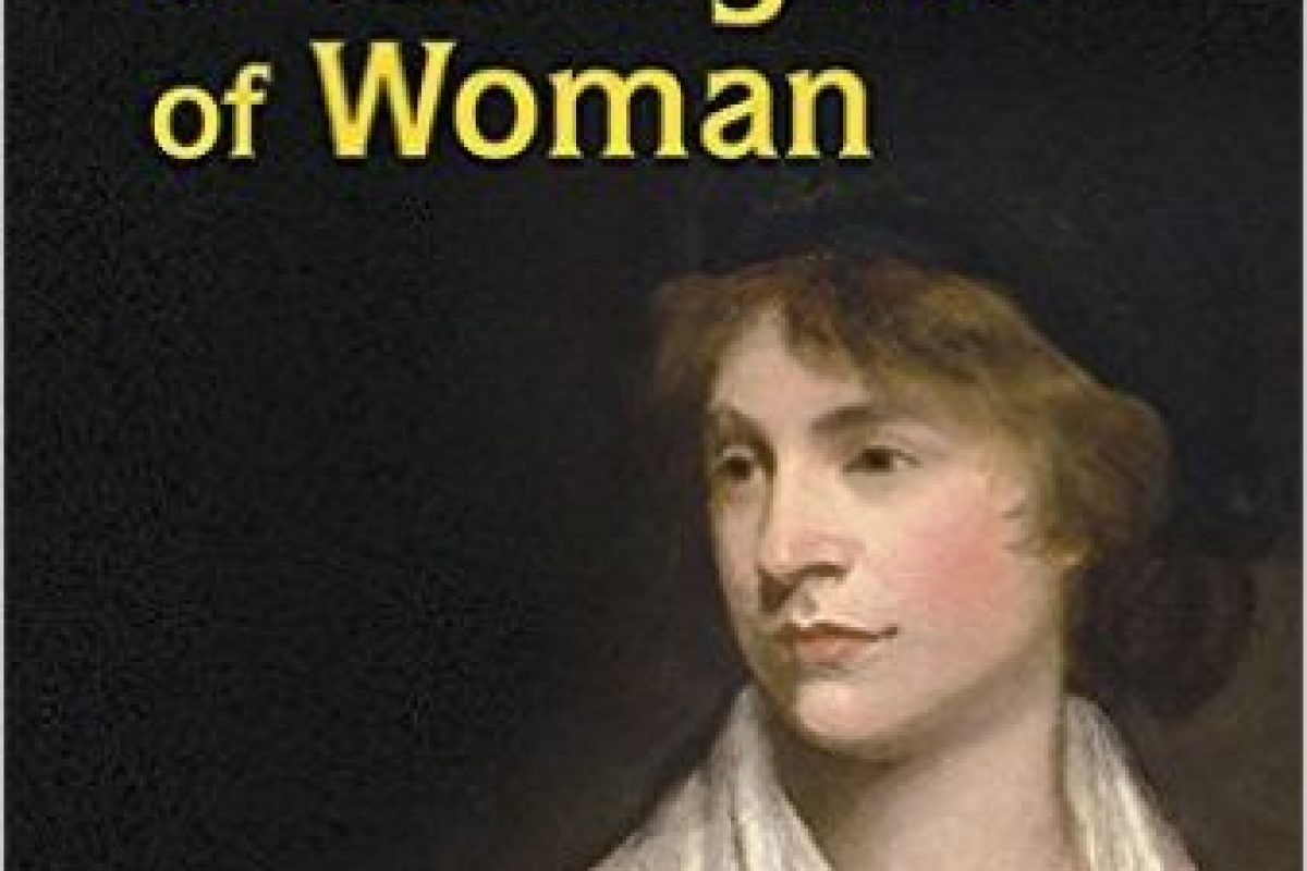 """""""Vindicación de los derechos de la mujer"""" de Mary Wollstonecraft Foto:Wikimedia.org"""