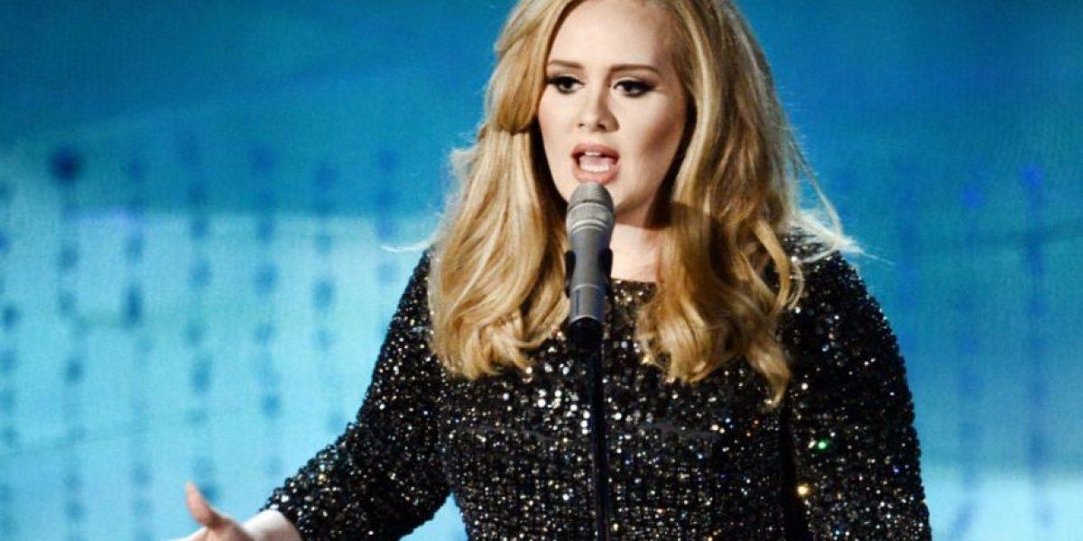 Esta es la razón por la que el nuevo disco de Adele no estaría en Spotify