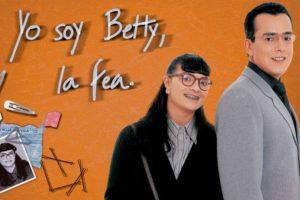 """1- """"Yo soy Betty, la fea"""". Primer episodio: 25 de octubre de 1999. Foto:RCN Televisión"""