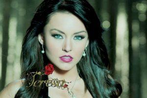 "5- ""Teresa"". Primer episodio: 2 de agosto de 2010. Foto:Televisa"