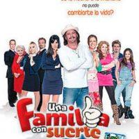 "6- ""Una familia con suerte"". Primer episodio: 14 de febrero de 2011. Foto:Televisa"