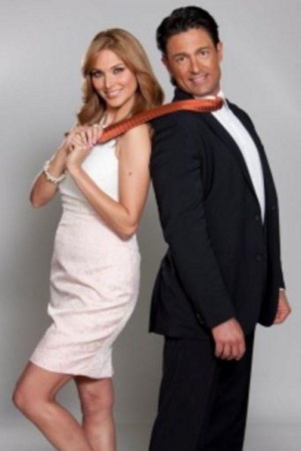 """8- """"Porque el amor manda"""". Primer episodio: 8 de octubre de 2012. Foto:Televisa."""