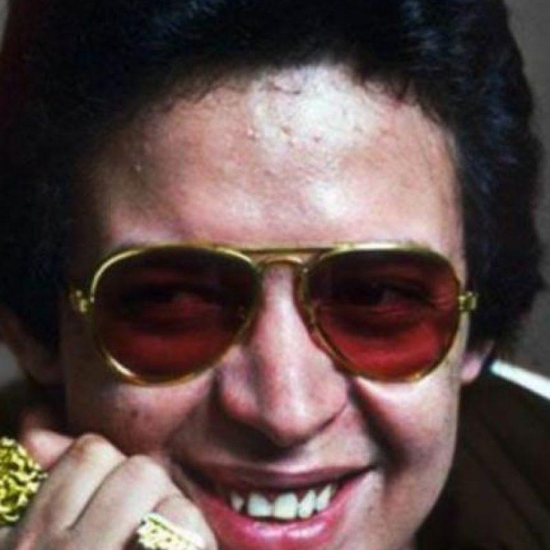 Héctor Lavoe- El salsero puertorriqueño fue diagnosticado en 1988 falleció en 1991 a causa de complicaciones de salud relacionadas a la enfermedad. Foto:vía Facebook/hector.lavoe