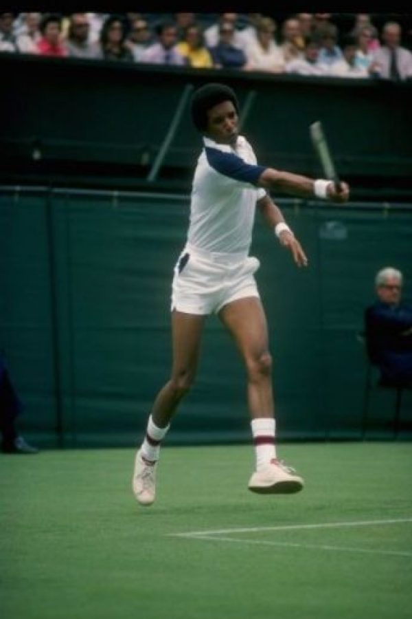 Arthur Ashe Foto: Getty Images