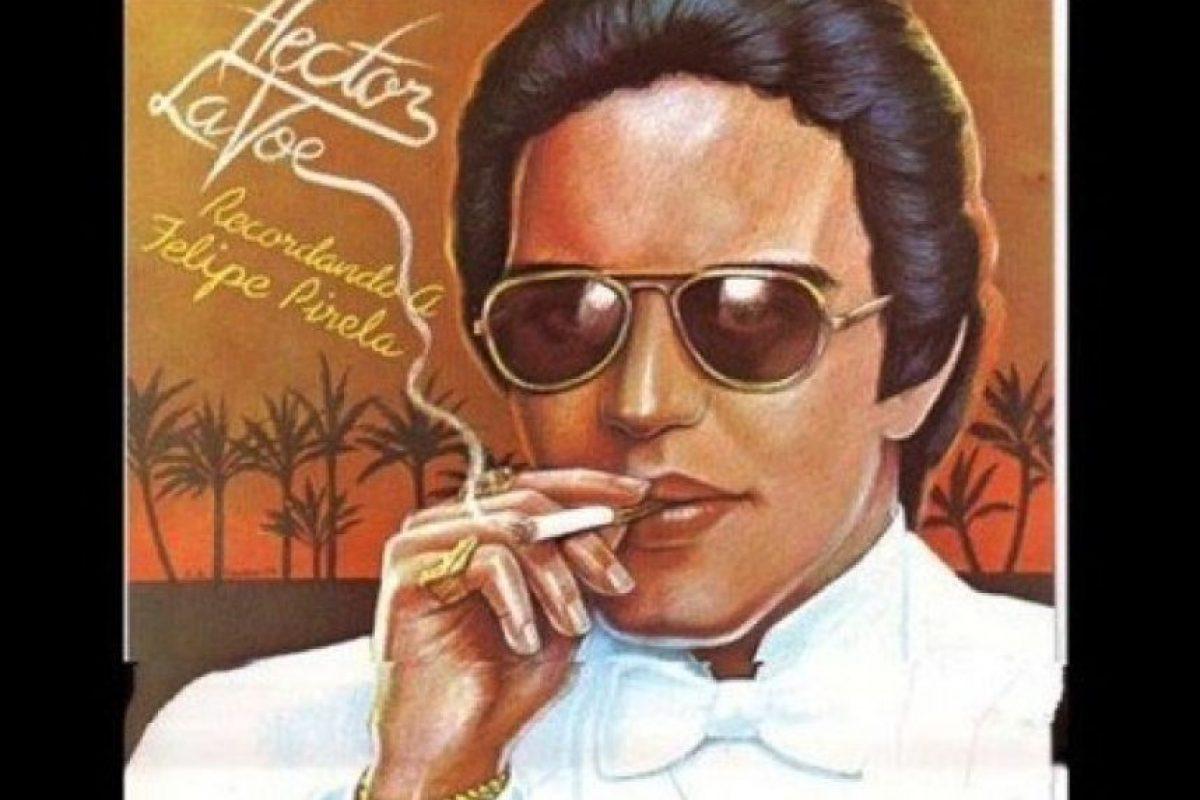 Héctor Lavoe Foto:Vía YouTube