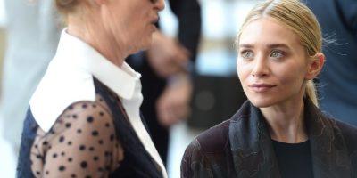 La gemela de Mary-Kate Olsen también fue víctima de la enfermedad de Lyme. Foto:Getty Images
