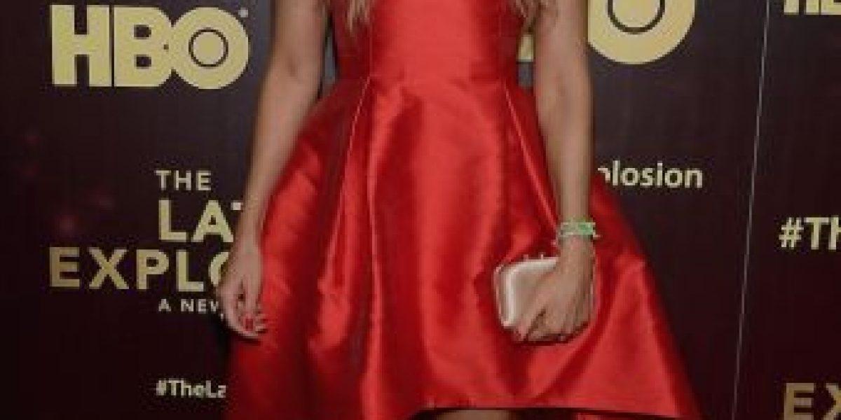 Thalía reconoció que su cuerpo