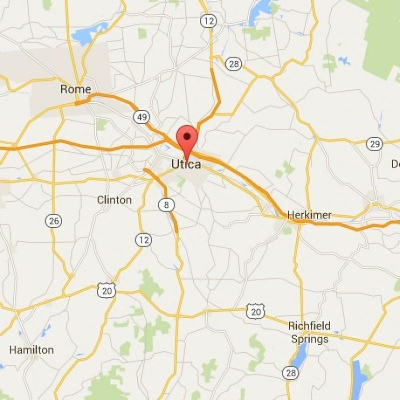 Sucedió en el condado de Utica, en Nueva York, Estados Unidos. La mujer fue sentenciada a pagar una multa de 20 mil dólares Foto:Google Maps