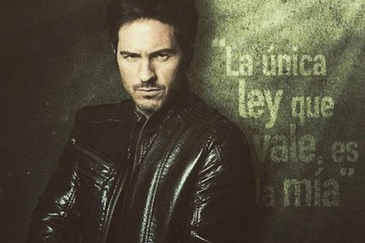 El actor mexicano es de origen armenio. Foto:Instagram/mauochmann