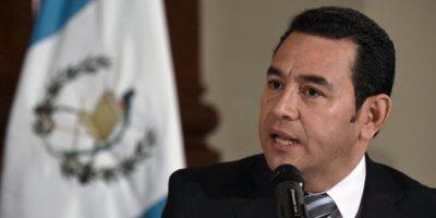 Jimmy Morales aclaró el motivo de su reunión con Álvaro Colom