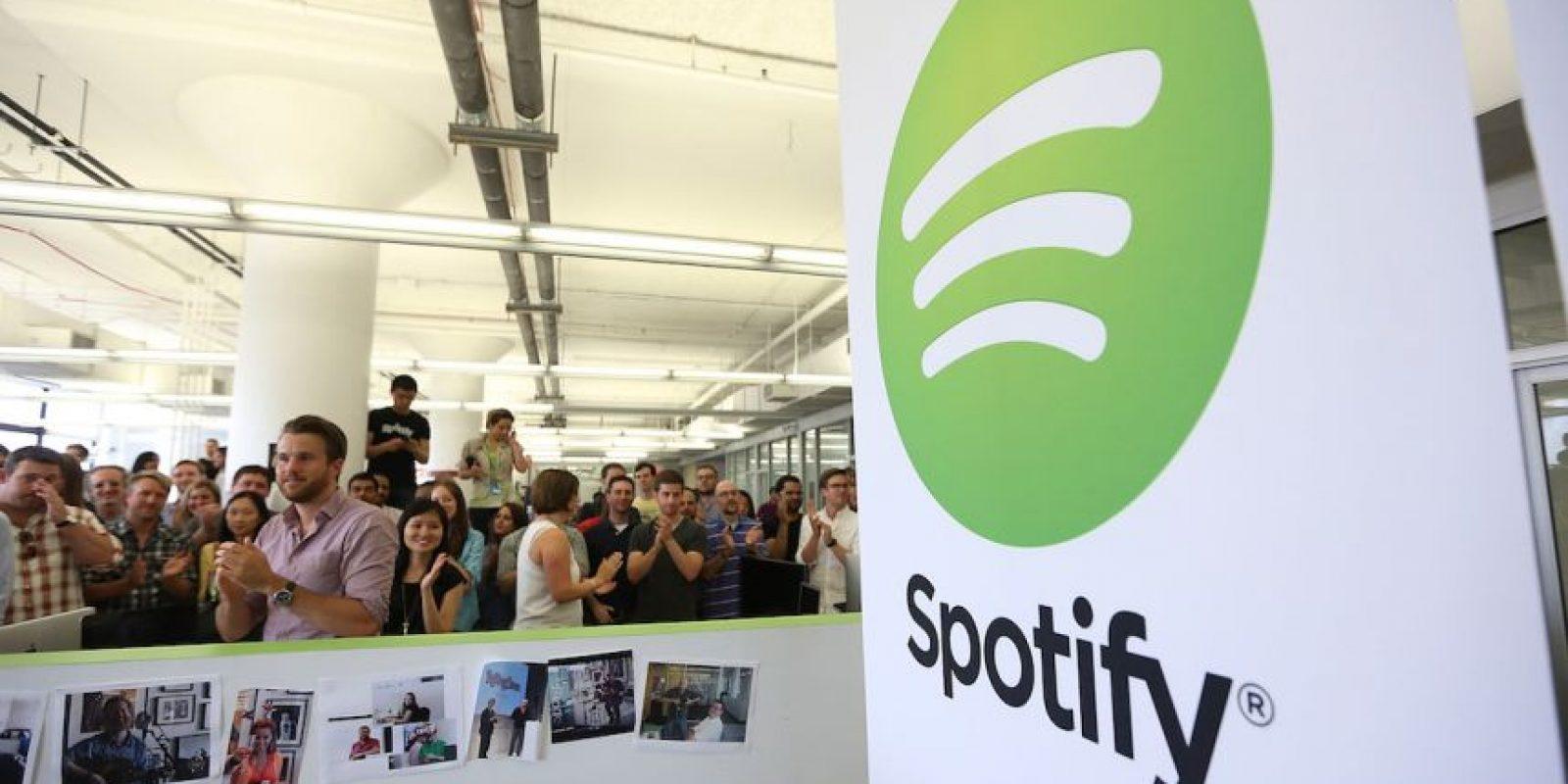 4- 9 dólares. El precio de la suscripción mensual. Aunque también tiene un opción de escuchar música sin costo con anuncios. Foto:Getty Images