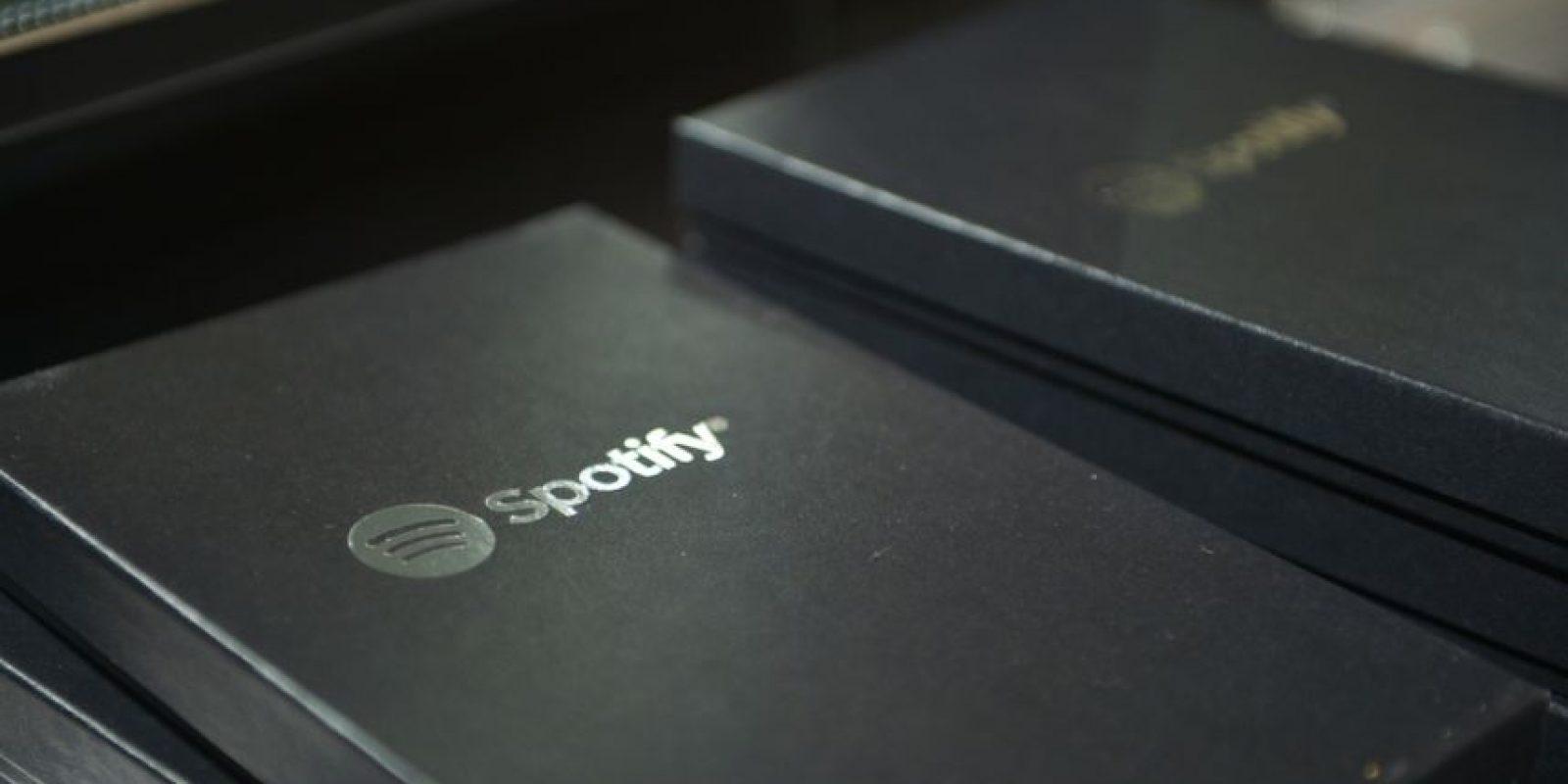 5- 320 kbps. La máxima calidad de audio que se puede escuchar en la plataforma. Foto:Getty Images