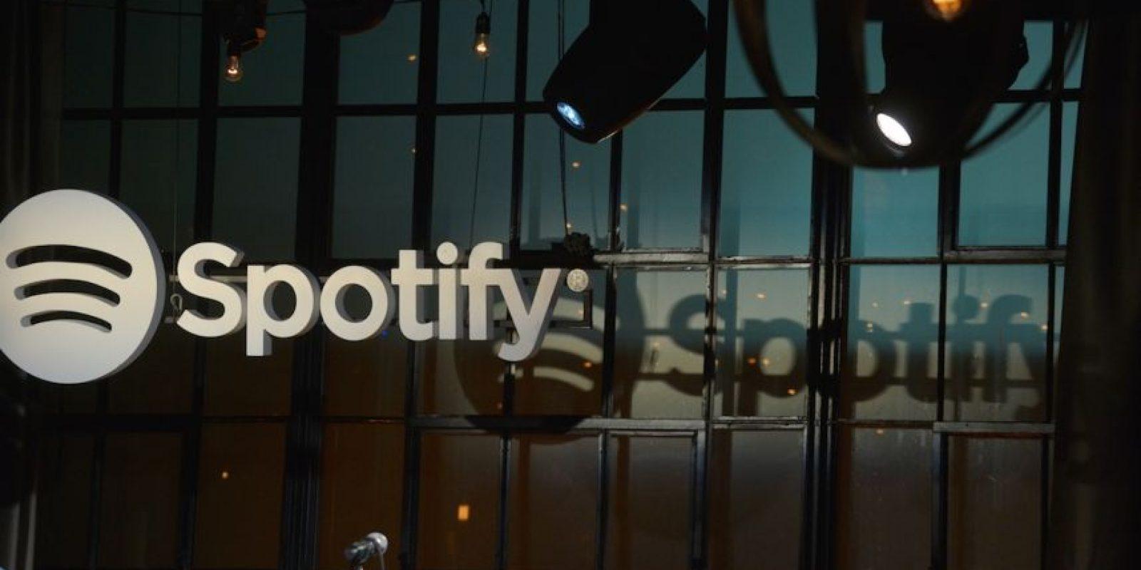 7- Más de 25 billones de horas. El tiempo que se ha escuchado música en la plataforma desde su lanzamiento en 2008. Foto:Getty Images