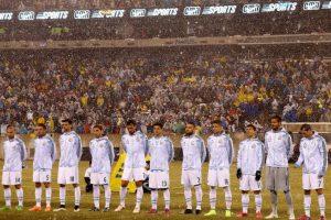 3. Aunque necesitan la victoria, llegan al duelo sin Lionel Messi Foto:Getty Images
