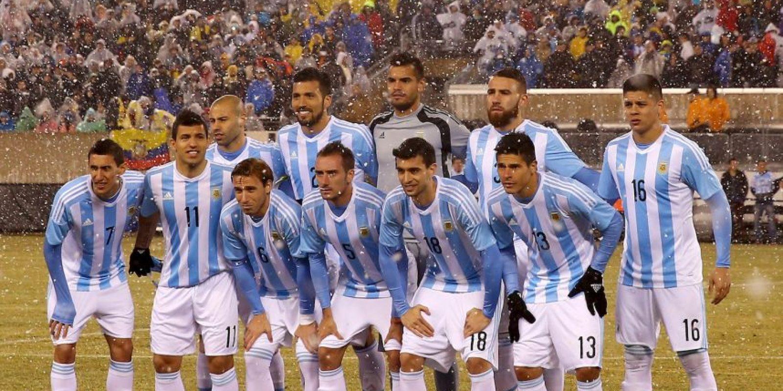 1. Argentina no ha ganado en lo que va de la eliminatoria y busca redimirse ante el odiado rival Foto:Getty Images