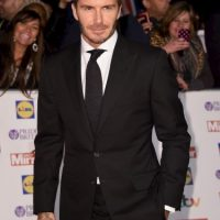 2. David Beckham Foto: Getty Images