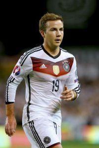 10. Mario Götze. El alemán entra en el top-ten Foto:Getty Images