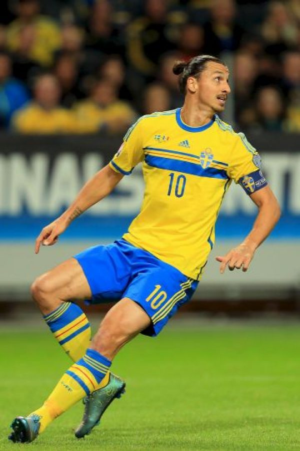 12. Zlatan Ibrahimovic Foto: Getty Images