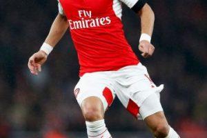 Ex del Real Madrid, ahora milita en Arsenal Foto:Getty Images