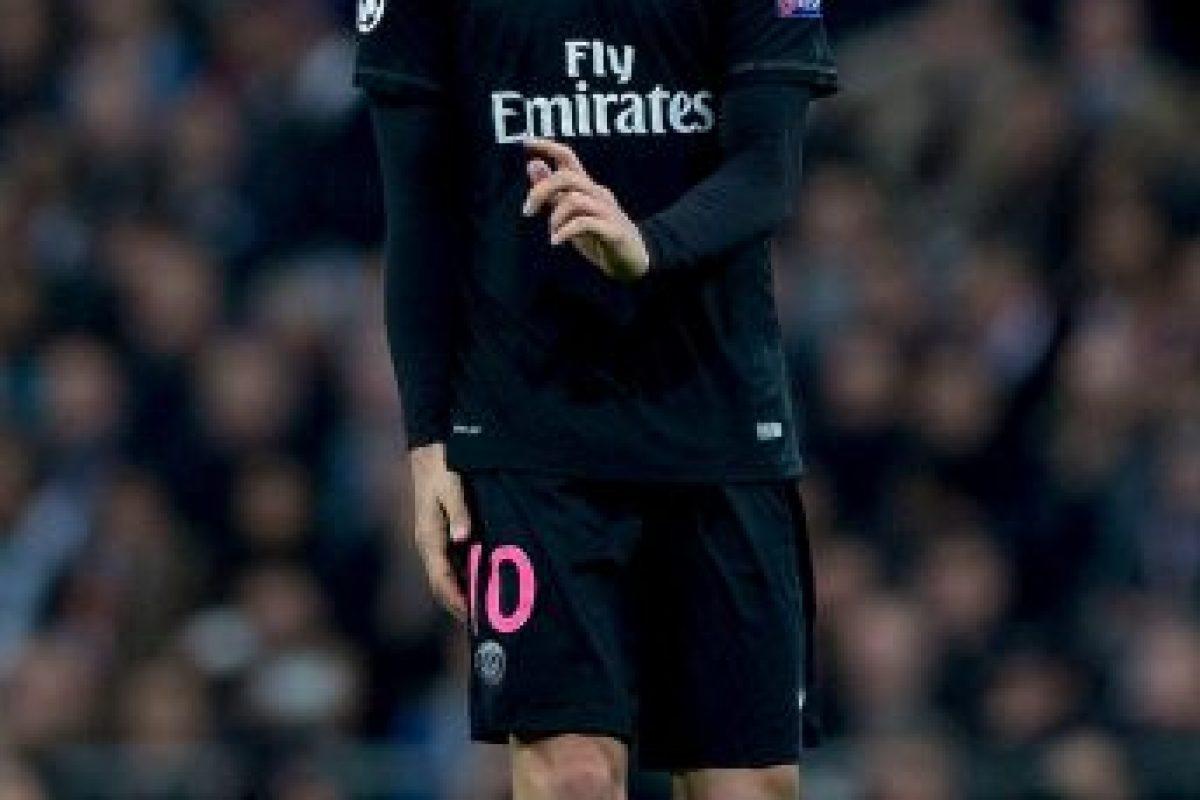 El mejor futbolista sueco de la actualidad Foto:Getty Images