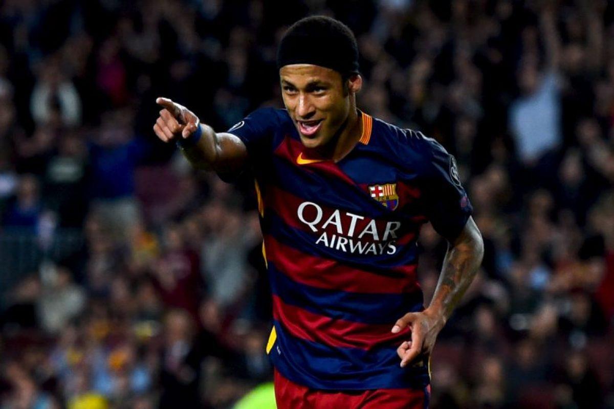 4. Neymar Foto:Getty Images